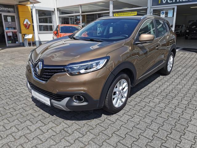 Renault Kadjar XMOD 4x4 EURO 6, Jahr 2015, Diesel