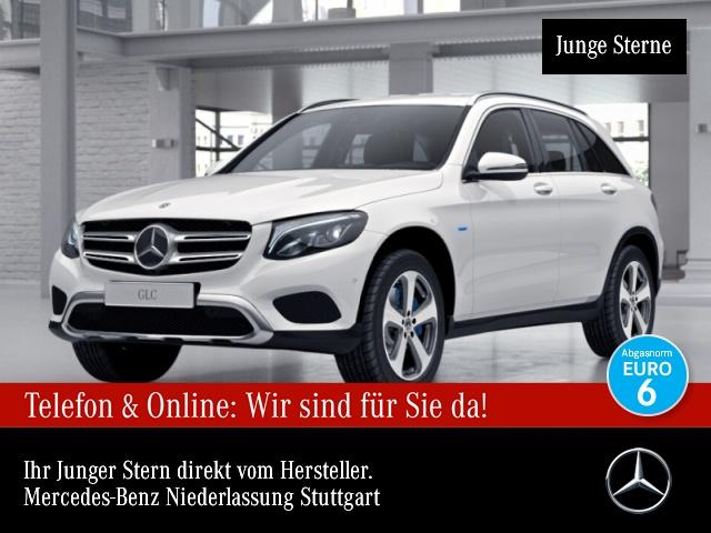 Mercedes-Benz GLC 350 e 4M Exclusive Fahrass Distr. HUD LED Navi, Jahr 2017, Hybrid
