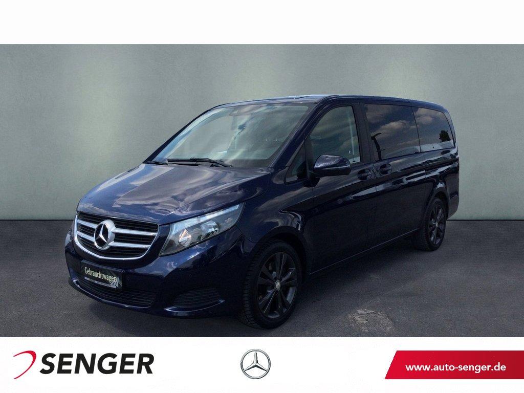 Mercedes-Benz V 220 d Edition lang 2xKlima Standhzg AHK2,5t 7G, Jahr 2017, Diesel