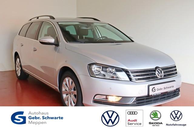 Volkswagen Passat Variant 1.4 TSI DSG Comfortline Navi+GRA, Jahr 2013, Benzin