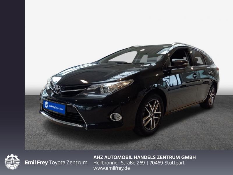 Toyota Auris Touring Sports 1.6 Valvematic Edition/Paket-Plus, Jahr 2015, Benzin