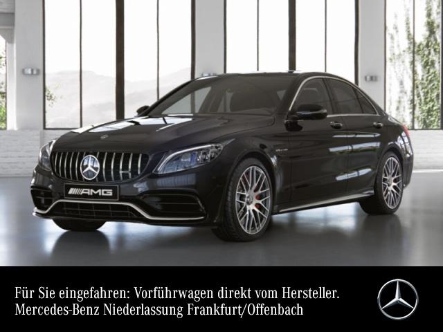 Mercedes-Benz C 63 S Sportpaket Bluetooth Navi LED Vollleder, Jahr 2021, Benzin