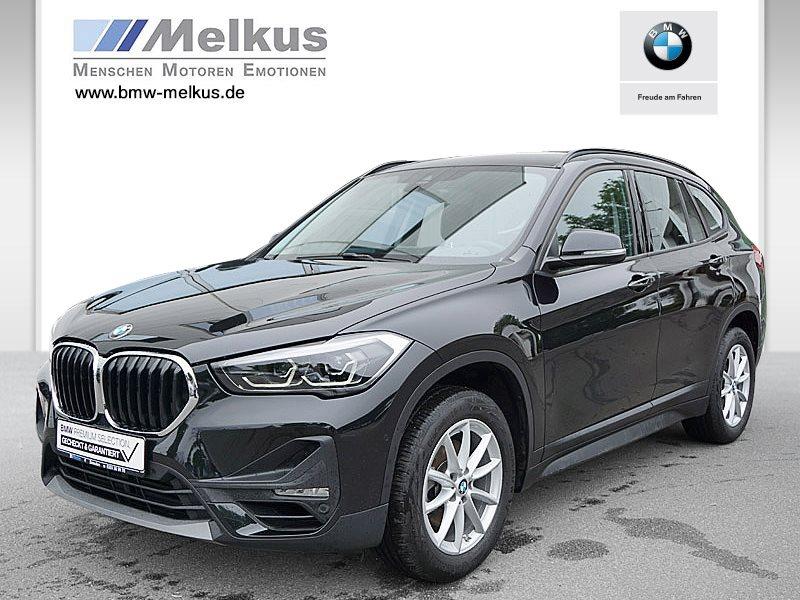 BMW X1 sDrive18i Advantage Navi Plus Parkassist. Head-Up LED Tempomat Shz, Jahr 2020, Benzin