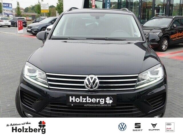 Volkswagen Touareg 3.0 TDI (193kW) EURO6 *AHK*XENON*PDC*SHZ, Jahr 2015, Diesel