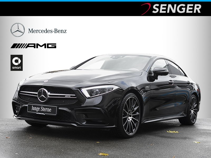 Mercedes-Benz CLS 53 AMG 4M+*Distronic*DriverŽs*Widescreen*ABC, Jahr 2018, petrol