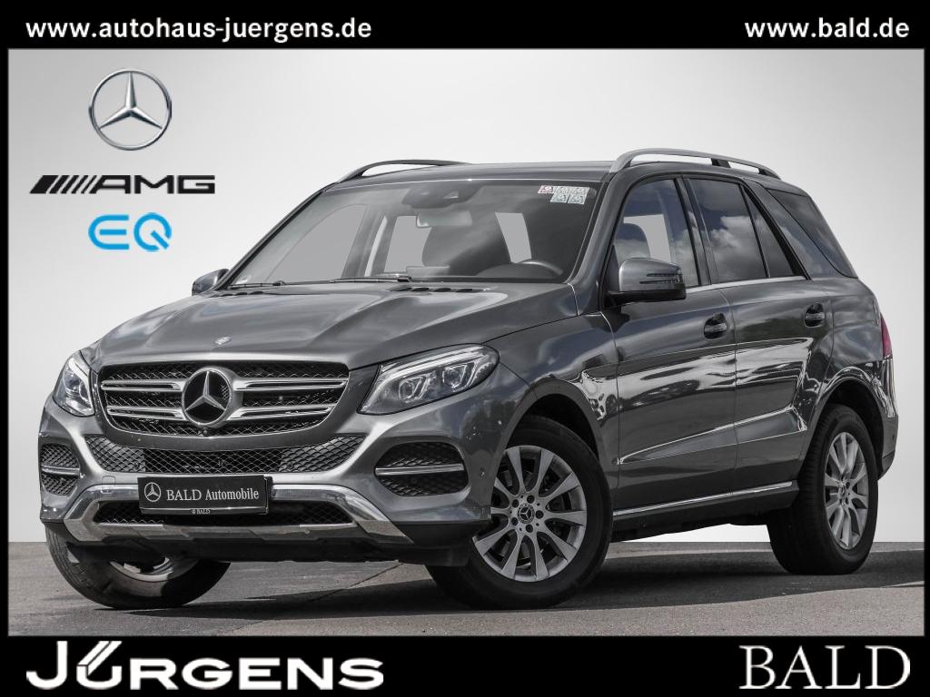 Mercedes-Benz GLE 250 d 4M Comand/ILS/360/EASY-P/SHZ/18', Jahr 2017, Diesel