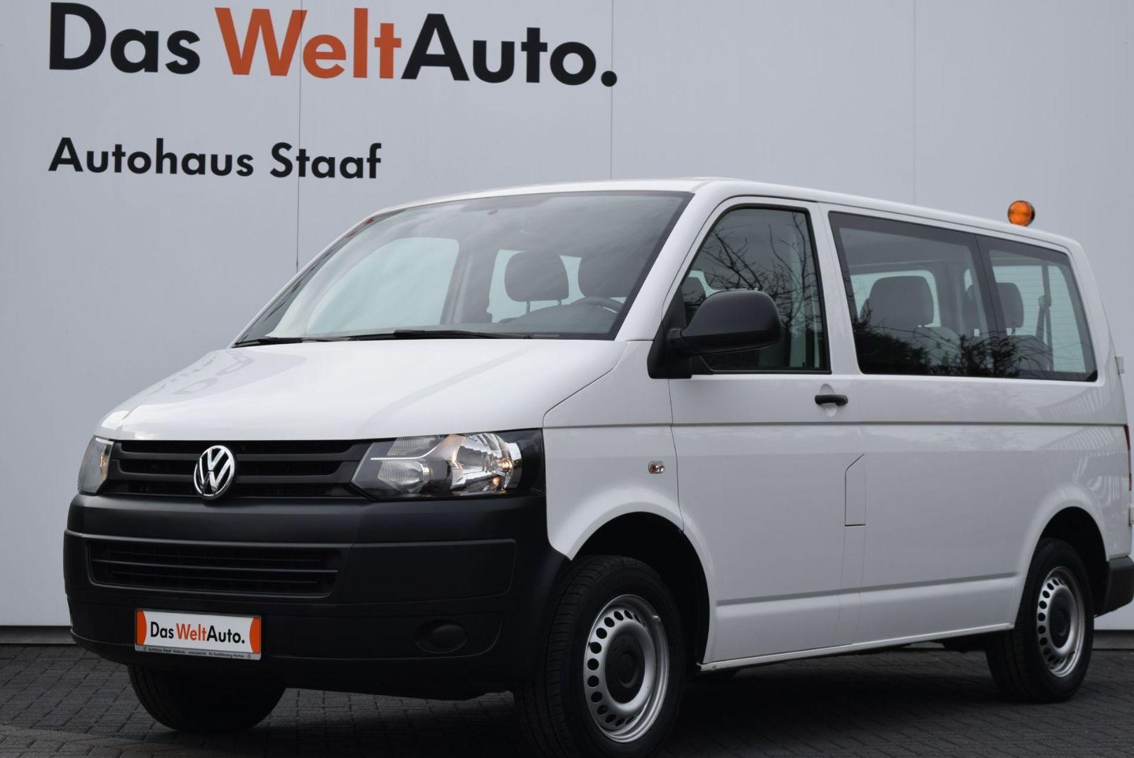 Volkswagen T5 Kombi kurzer Radstand 2.0 TDI 85PS 5-Gang, Jahr 2015, Diesel