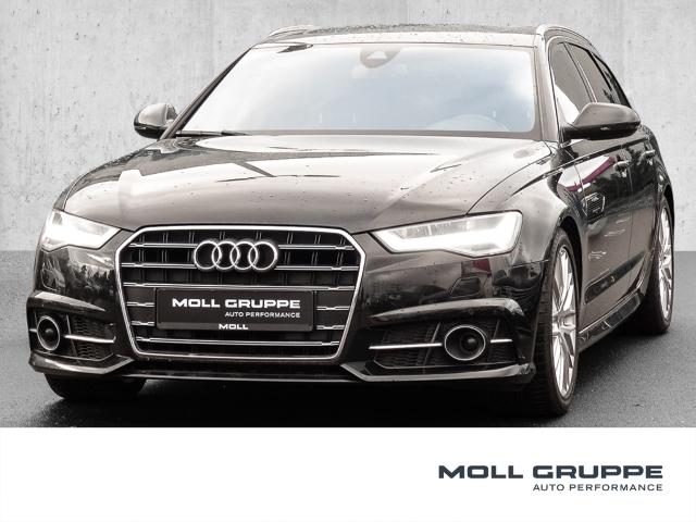 Audi A6 Avant 2.0 TDI ultra S line ACC LED Leder, Jahr 2017, Diesel