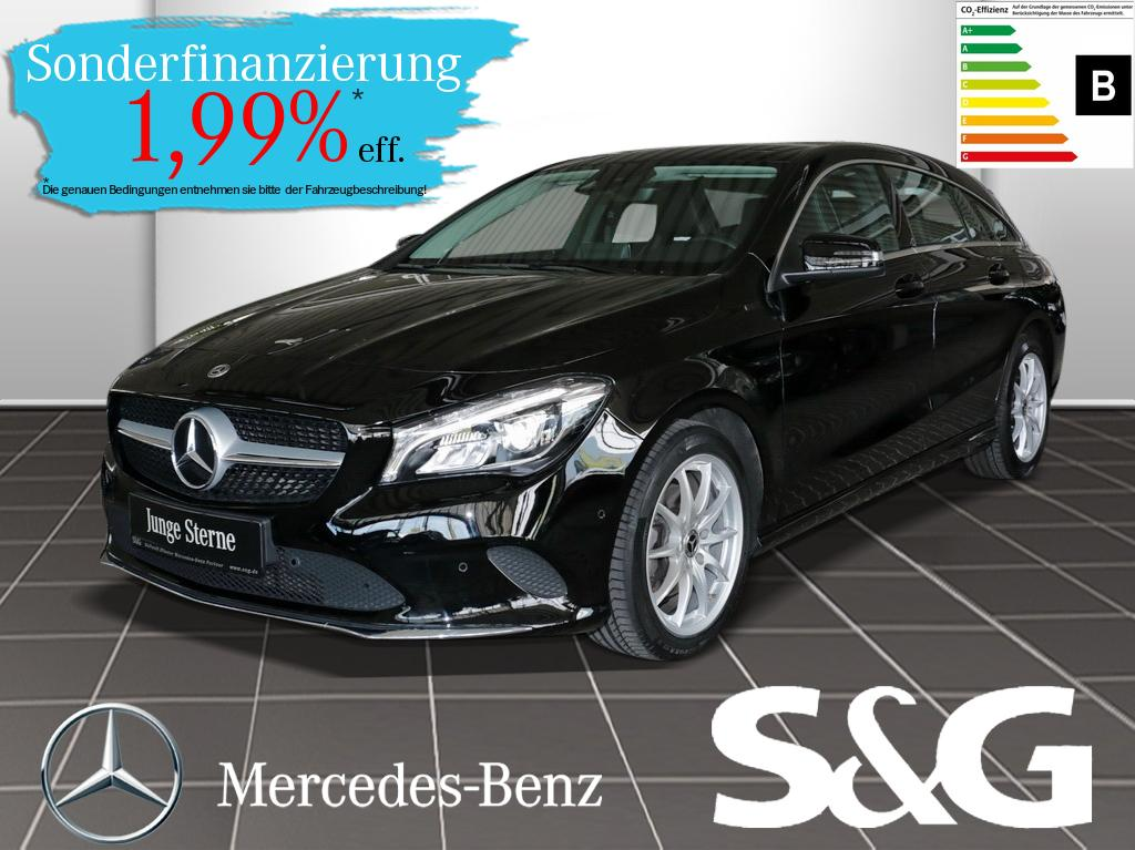 Mercedes-Benz CLA 200 Shooting Brake URBAN RüKa/Navi/Tempomat/, Jahr 2018, Benzin