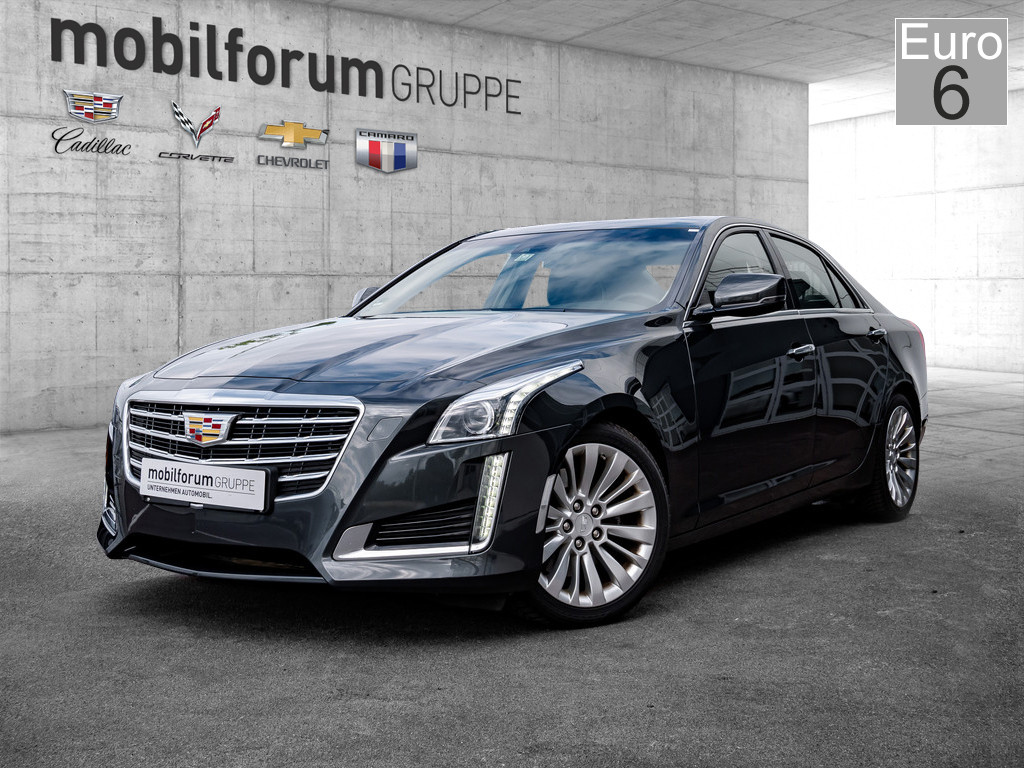 Cadillac CTS 2.0 RWD AT-8 Luxury, Jahr 2017, Benzin