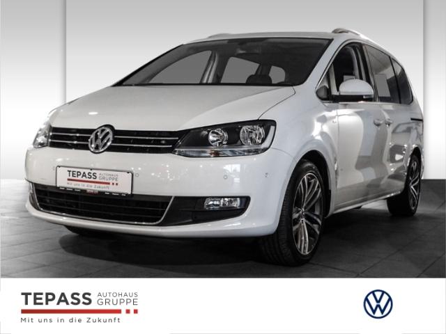 Volkswagen Sharan 2.0 TDI BMT Cup KLIMA+PANO+7-SITZE, Jahr 2015, Diesel