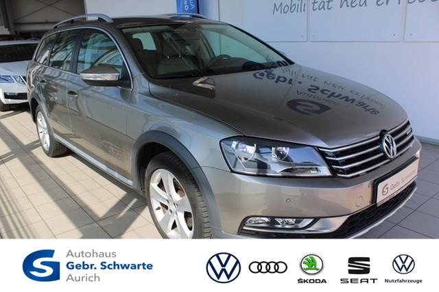 """Volkswagen Passat Alltrack 2.0 TDI DSG 4Motion LM 18"""" Shzg, Jahr 2014, diesel"""