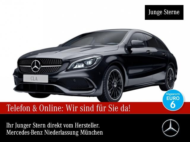Mercedes-Benz CLA 220 SB 4M AMG LED Night Kamera Navi Totwinkel, Jahr 2017, Benzin