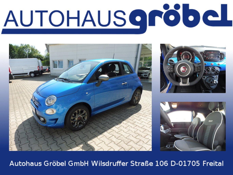 Fiat 500 1.2 8V Sport Klima,Bluetooth Radio, DAB, Jahr 2019, Benzin