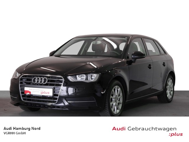 Audi A3 Sportback 1.4 TFSI Attraction APS/BLUE/SITZHZG, Jahr 2013, Benzin