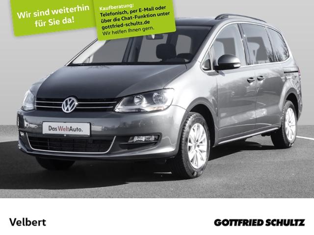 Volkswagen Sharan 1.4 TSI DSG NAVI SHZ PDC 7-SITZER, Jahr 2020, Benzin