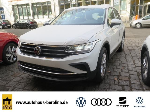 Volkswagen Tiguan 1.5 TSI *ACC*PDC*SHZ*, Jahr 2020, Benzin