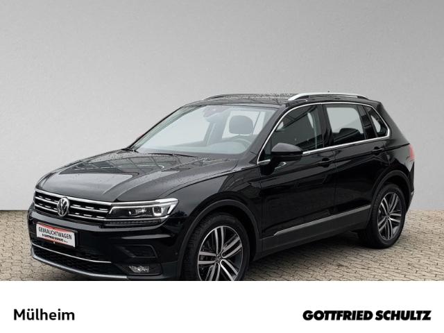 Volkswagen Tiguan 1.5 TSI DSG NAVI LED KAMERA PDC Highline, Jahr 2020, Benzin