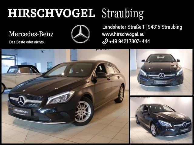 Mercedes-Benz CLA 180 d SB Navi+LED+PDC+SHZ+Chrom-Paket+7G-DCT, Jahr 2016, Diesel