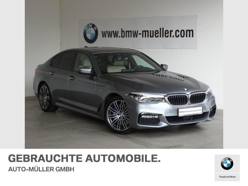 BMW 540i xDrive Limousine M Sportpaket Sitzbelüftung Adapt. LED, Jahr 2017, Benzin
