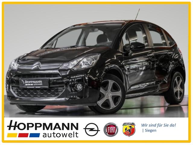 Citroën C3 Shine 1.2 PureTech Selection Klimaanlage Zentralverriegelung, Jahr 2017, Benzin
