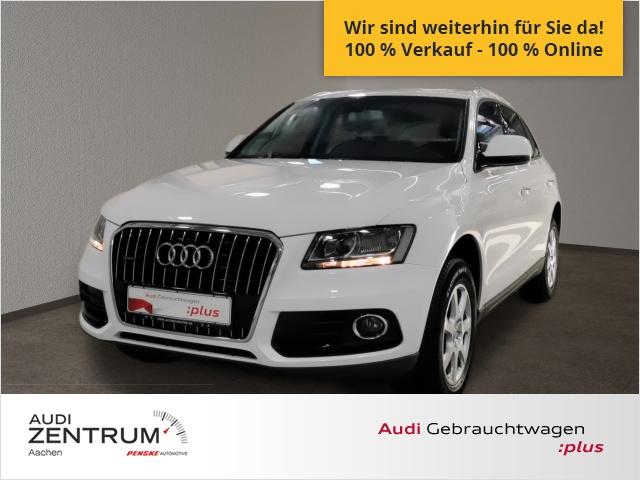 Audi Q5 2.0 TFSI quattro Klimaautomatik Klima, Jahr 2016, Benzin