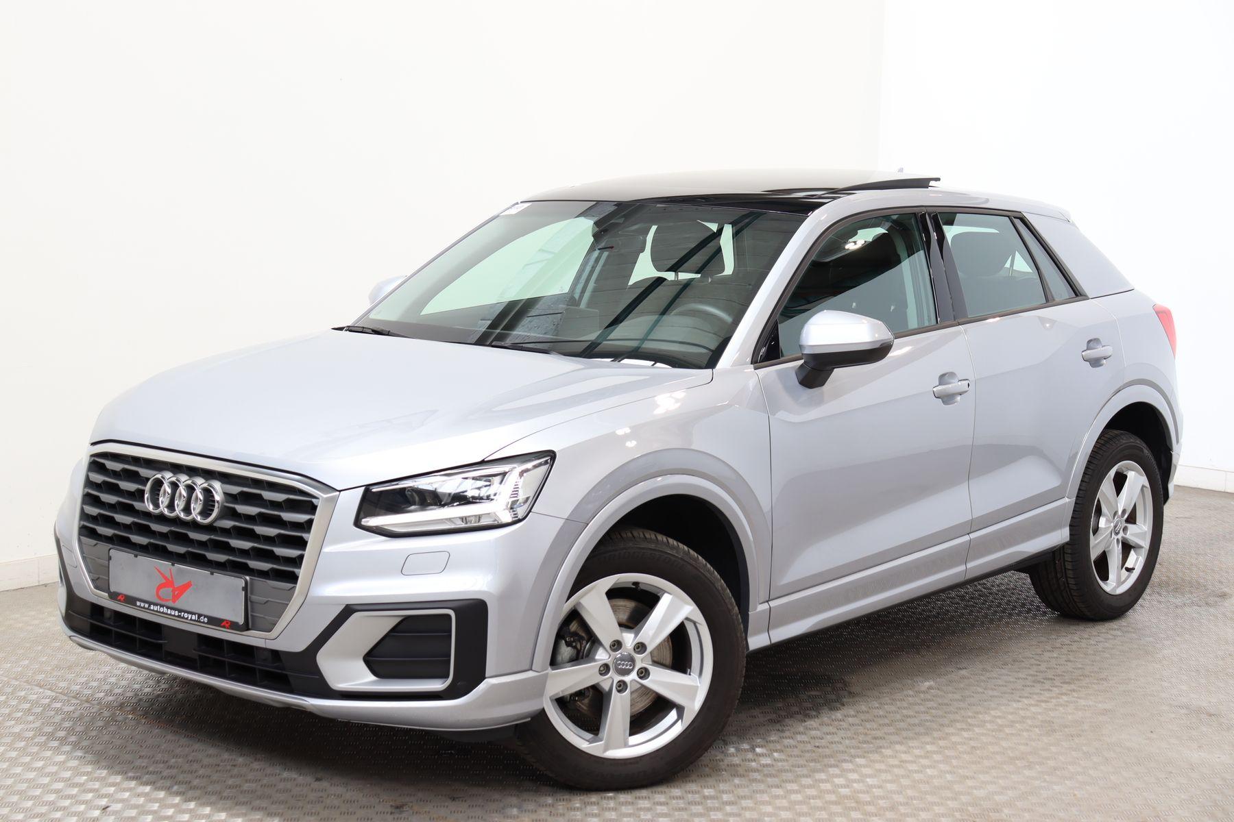 Audi Q2 1.4 TFSI sport ACC,PANO,LED,LANE+SIDE ASSIST, Jahr 2018, Benzin