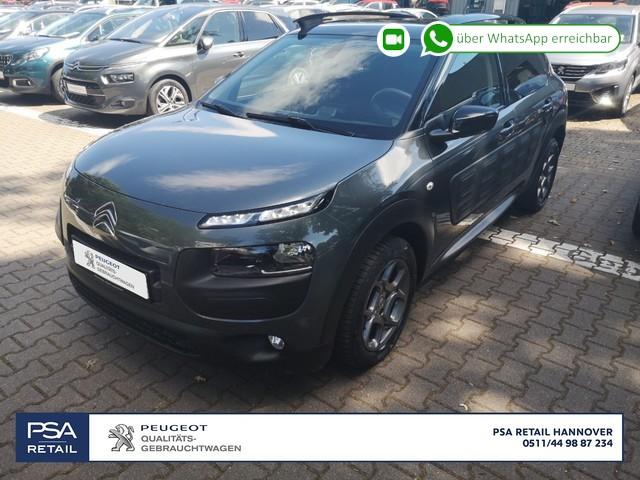 Citroën C4 Cactus BlueHDi 100 Shine *Navi,Shz,Kamera*, Jahr 2016, Diesel