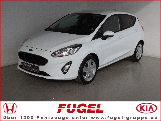 Ford Fiesta 1.0 EcoBoost Cool&Connect LED PDC Winter, Jahr 2020, Benzin