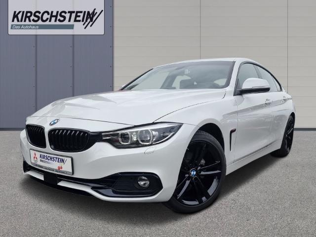 BMW 420 Gran Coupe i Aut. Sport Line Navi ACC DAB LED, Jahr 2020, Benzin