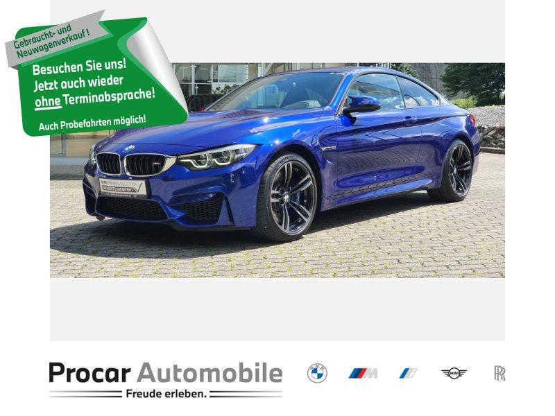 BMW M4 Coupé Head-Up+LED+WLAN+Navi Prof.+Schiebedach, Jahr 2018, Benzin