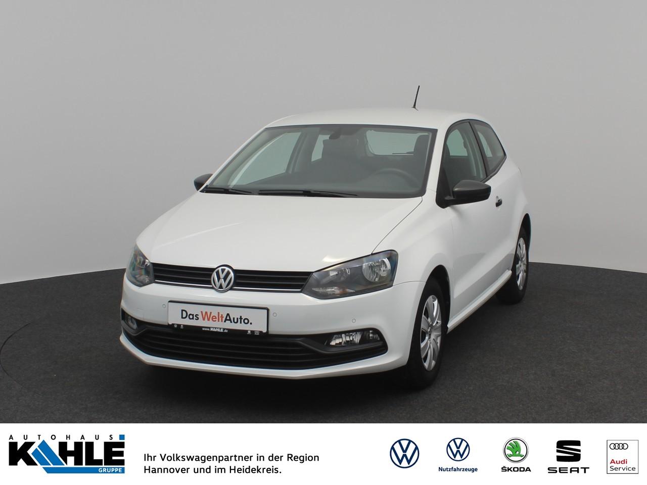 Volkswagen Polo 1.0 Trendline Navi Klima Klima Navi, Jahr 2016, Benzin