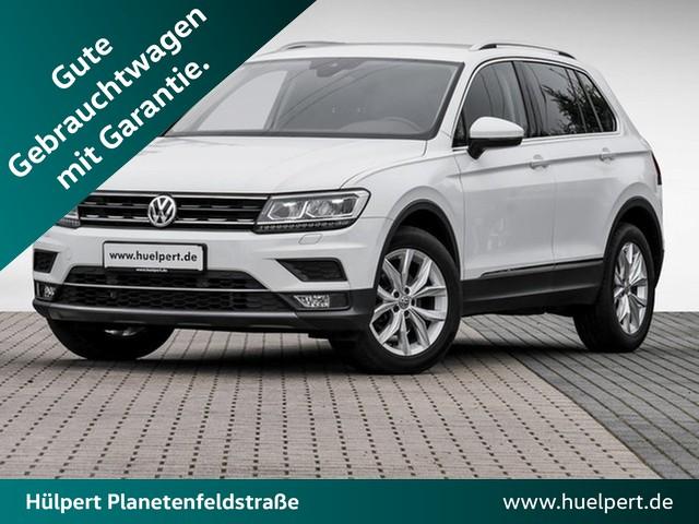 Volkswagen Tiguan 2.0 TDI Highline DSG LED NAVI AHk DAB+ ACC ALU18 APP-CONN PDC, Jahr 2018, Diesel