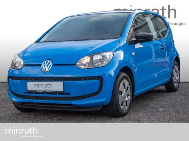 Volkswagen up! take 1.0 RDC Klima CD MP3 ESP Seitenairb. Airb ABS, Jahr 2014, Benzin