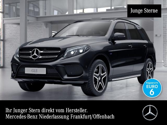 Mercedes-Benz GLE 500 e 4M AMG 360° Pano Harman COMAND ILS LED, Jahr 2017, Benzin