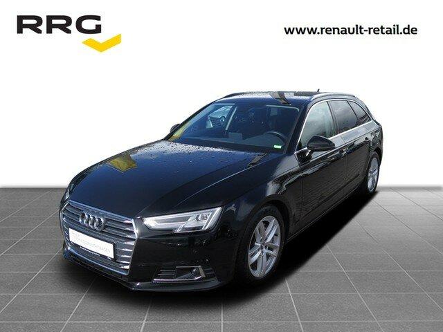 Audi A4 Avant sport 2.0TDI LED+PDC 1,99% Finanzierung, Jahr 2018, Diesel