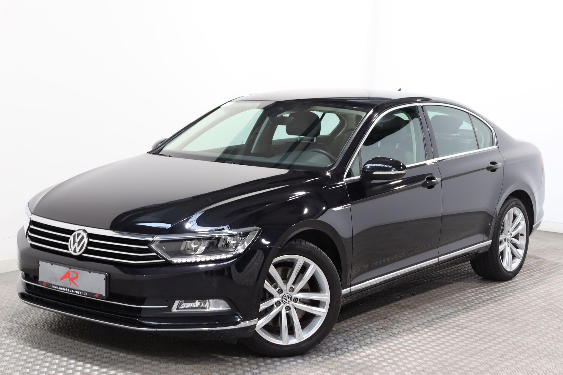 Volkswagen Passat 2.0 TDI 4M R LINE 18Z. MASSAGE,SCHECKHEFT, Jahr 2017, Diesel