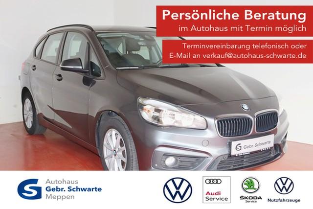 BMW 218 Active Tourer 218d Advantage Navi, Jahr 2016, Diesel