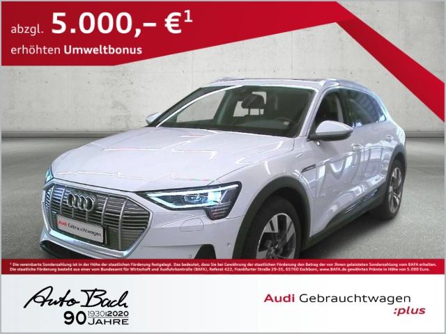Audi e-tron 50 quattro Navi AIR LED EPH ACC, Jahr 2019, Elektro