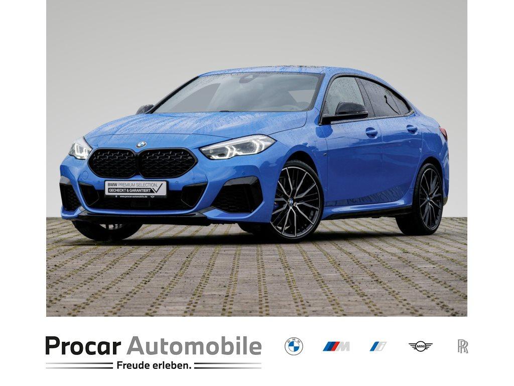 BMW M235i xDrive Gran Coupé 19 PANO H/K M SITZE HUD, Jahr 2020, Benzin