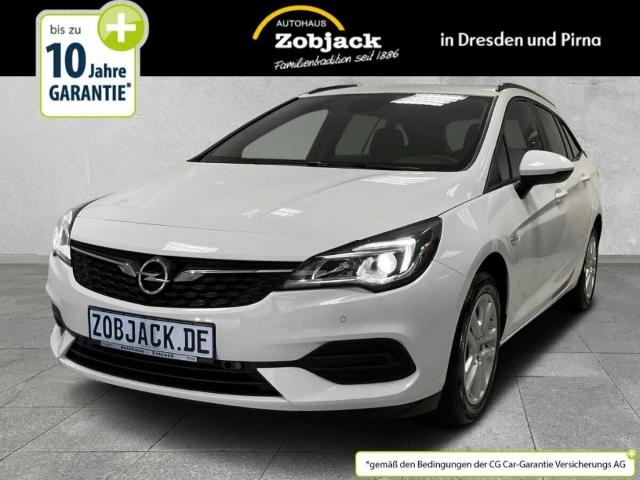 Opel Astra K ST Edition 1.2T Kamera SHZ DAB Allwetter, Jahr 2020, Benzin