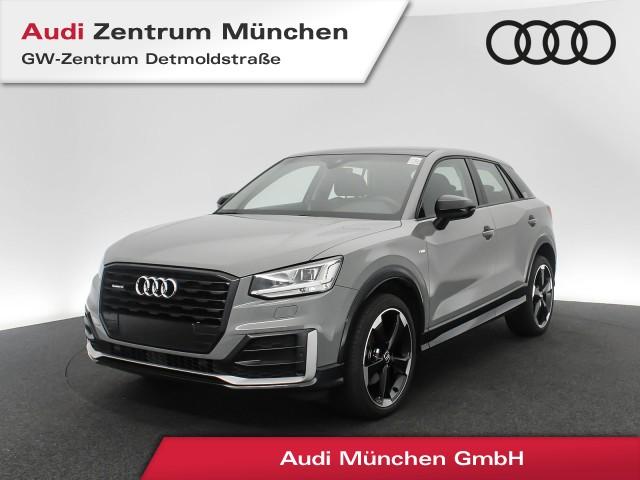 "Audi Q2 2.0 TDI qu. Design S line Edition#1 Technology Assistenz AHK R-Kamera 19"" S tronic, Jahr 2017, diesel"