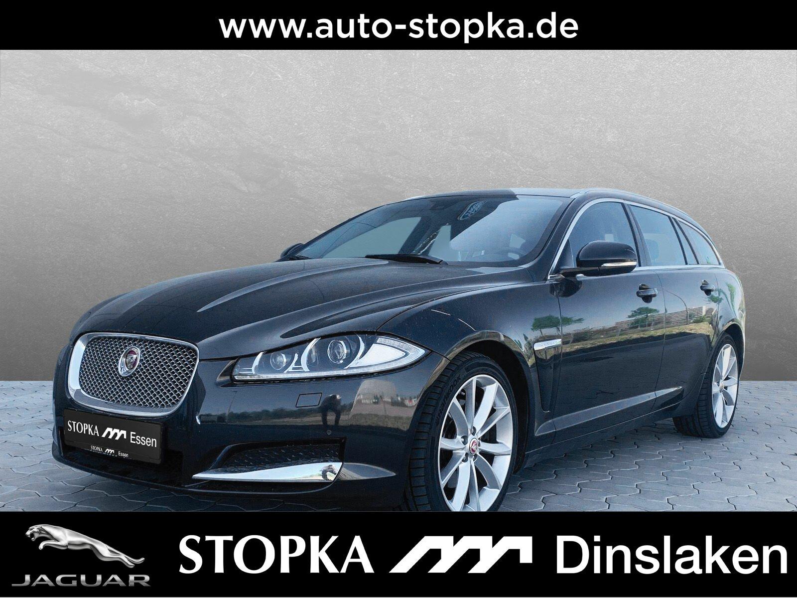 Jaguar XF Sportbrake 2.2 19*Bi-Xen.*KM-Leasing 214 Euro, Jahr 2015, Diesel