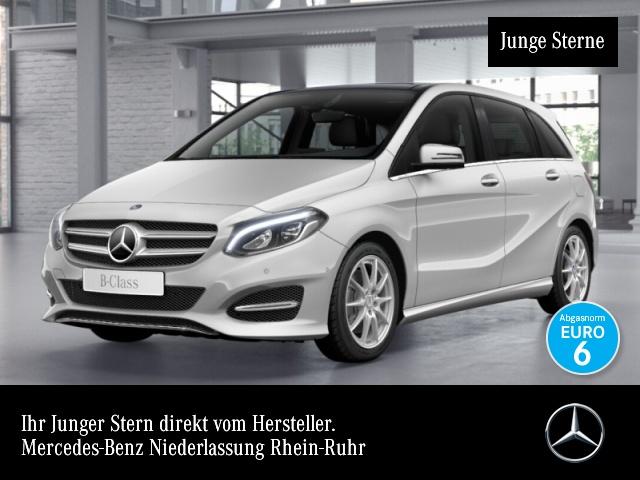 Mercedes-Benz B 250 Urban Pano Harman Distr. COMAND LED Kamera, Jahr 2017, Benzin