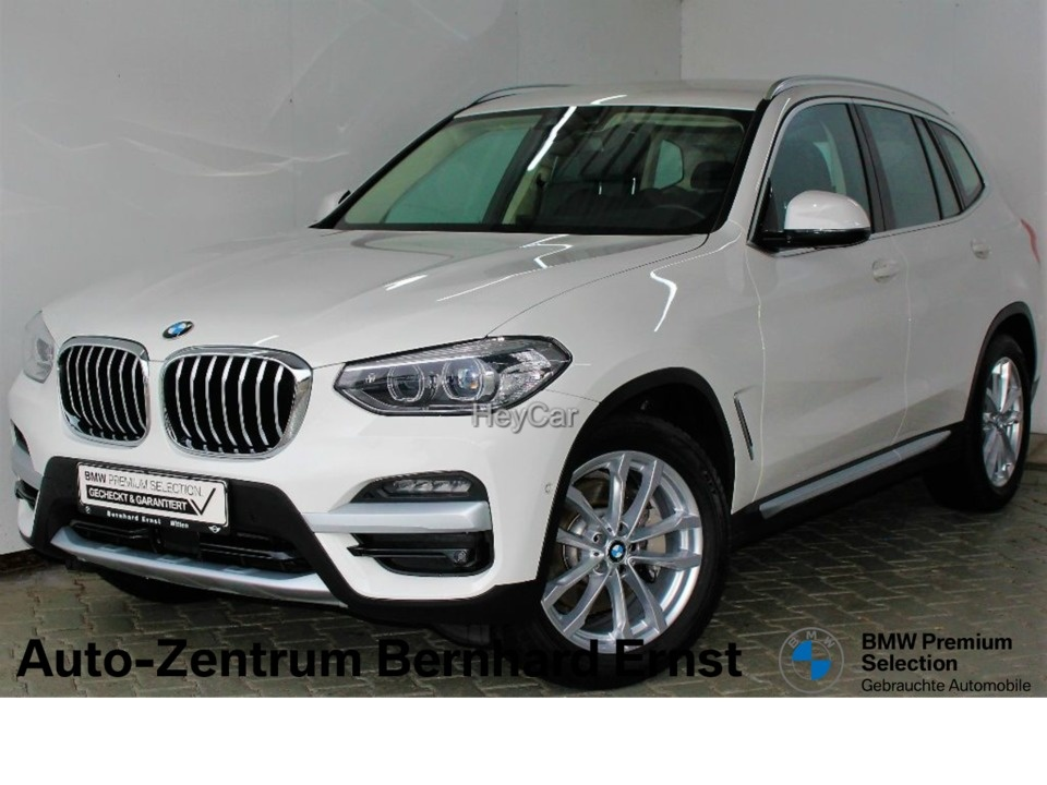 BMW X3 xDrive30d xLine AT Innovationsp. Aut. EDC AHK, Jahr 2019, Diesel