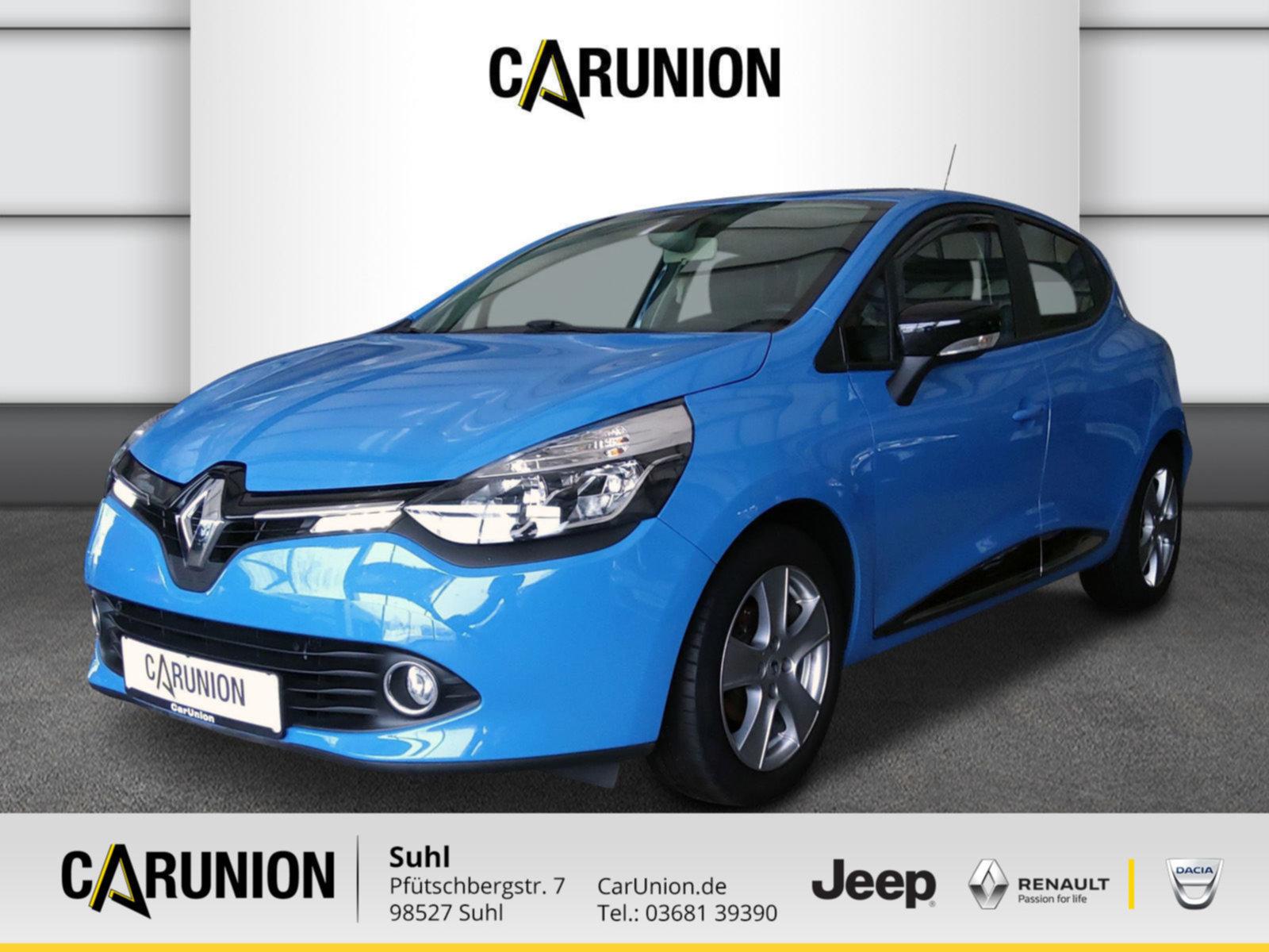 Renault Clio Energy TCe 90 Start & Stop Dynamique, Jahr 2013, Benzin