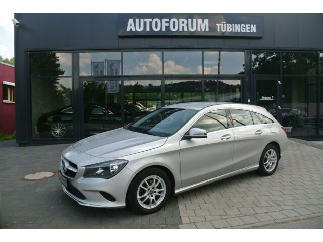 Mercedes-Benz CLA 180 d Shooting Brake*NAVI*SHZ*PARKTRONIC*, Jahr 2017, Diesel