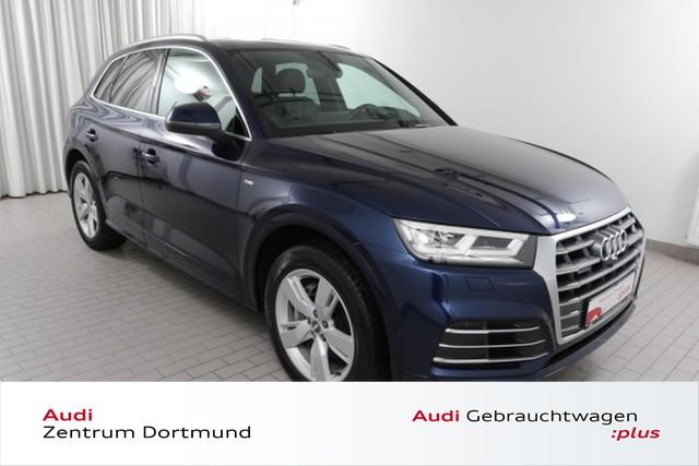 Audi Q5 2.0TDI qu. 2xS line/Matrix/Pano/AIR, Jahr 2017, Diesel
