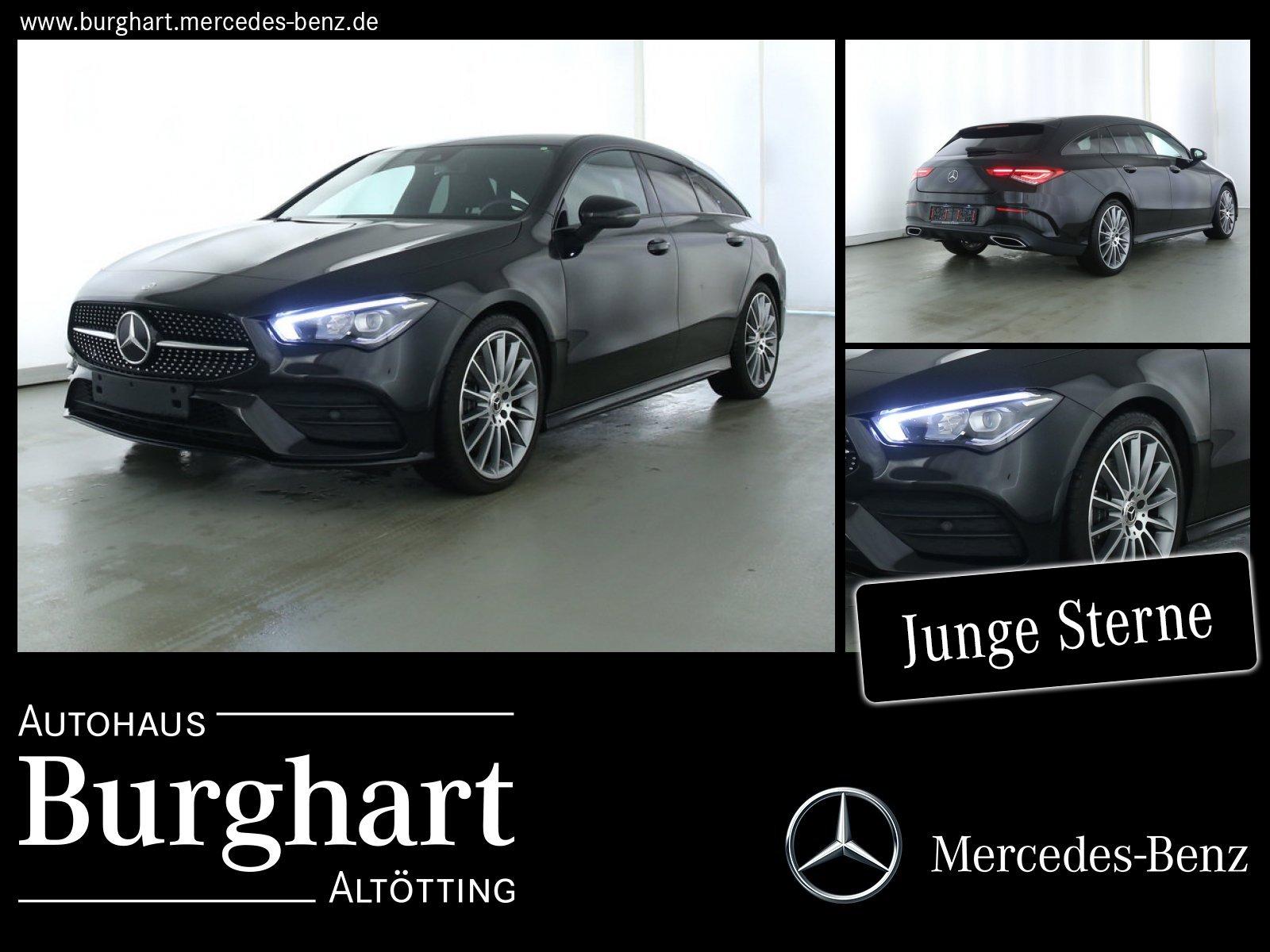 Mercedes-Benz CLA 220 Shooting Brake AMG Line Standhzg./MBUX, Jahr 2019, Benzin