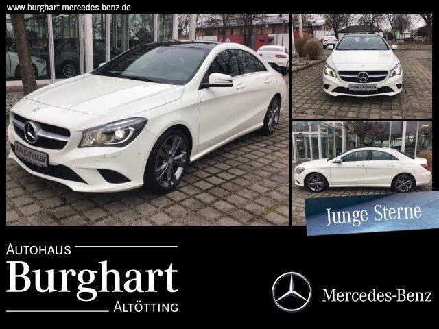 Mercedes-Benz CLA 200 Urban/PanoDach/Xenon/NaviVorrüstung, Jahr 2013, petrol
